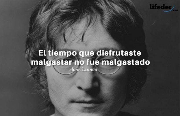 As 100 melhores frases de John Lennon (vida e amor) 20