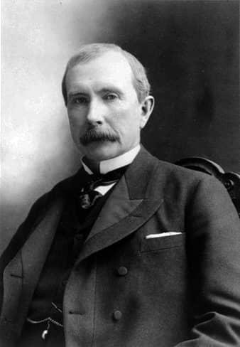 As 40 melhores frases de John D. Rockefeller 100