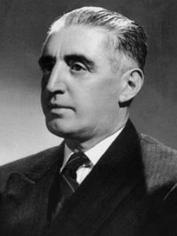 Juan Antonio Ríos: Biografia, Presidência e Obras 1