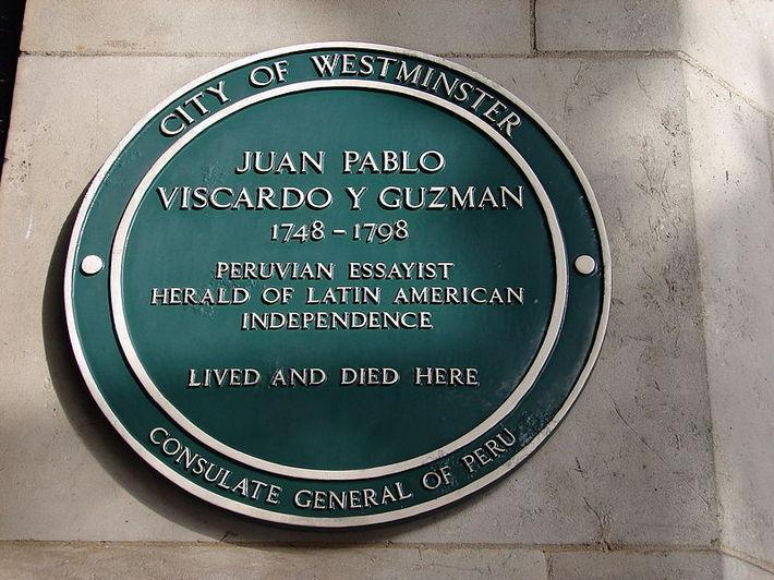 Juan Pablo Viscardo y Guzmán: biografia e obras 2
