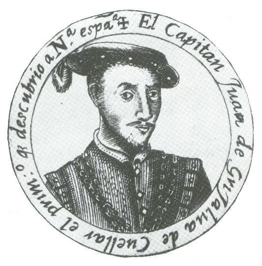 Juan de Grijalva: biografia e expedições 1