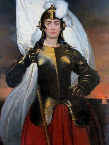 Joana d'Arc: biografia da heroína francesa 1