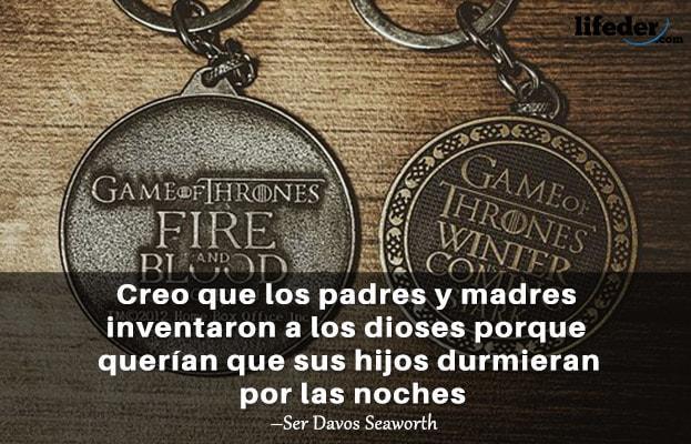 As 73 melhores frases de Game of Thrones (GRR Martin) 14
