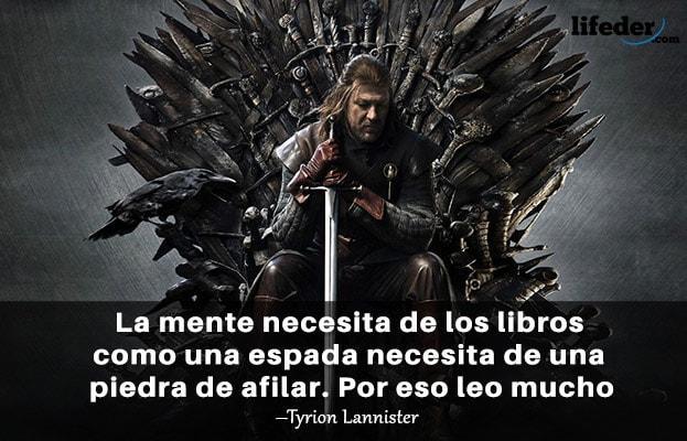 As 73 melhores frases de Game of Thrones (GRR Martin) 3