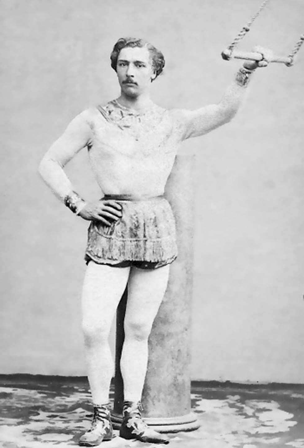 25 personagens históricos do circo 4
