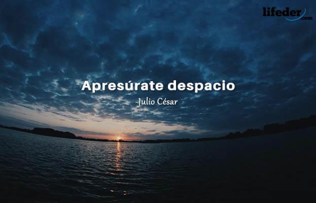 As 100 melhores frases de Julio César [com imagens] 14