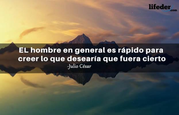As 100 melhores frases de Julio César [com imagens] 20