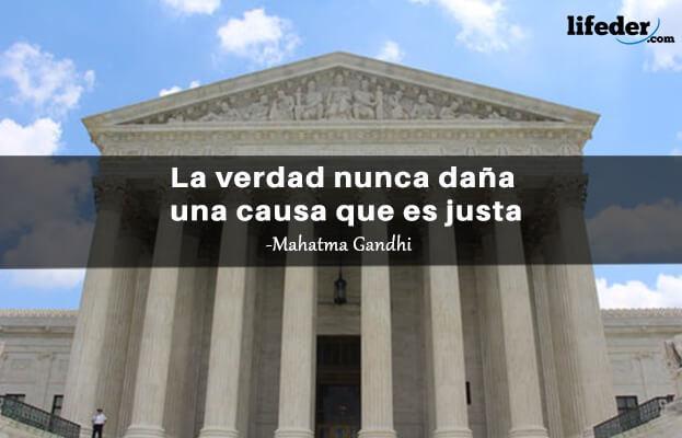 As 100 melhores frases sobre justiça 16