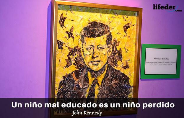 As 100 melhores frases de John Fitzgerald Kennedy 20