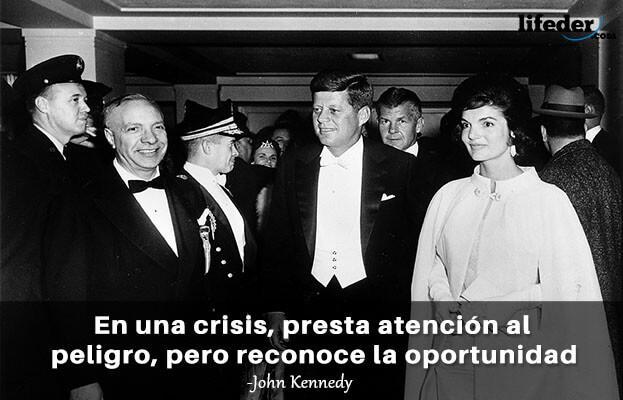 As 100 melhores frases de John Fitzgerald Kennedy 15