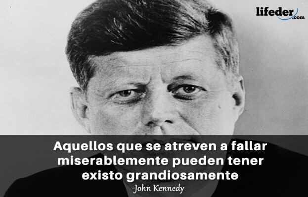 As 100 melhores frases de John Fitzgerald Kennedy 2