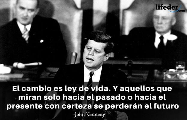As 100 melhores frases de John Fitzgerald Kennedy 5