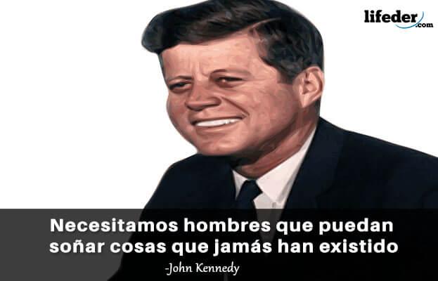 As 100 melhores frases de John Fitzgerald Kennedy 8