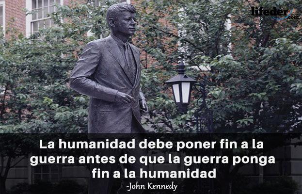As 100 melhores frases de John Fitzgerald Kennedy 9