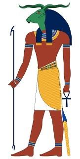 Os 50 deuses egípcios mais importantes e suas histórias 12
