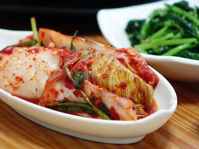 Como está a dieta coreana? Principais Alimentos 1