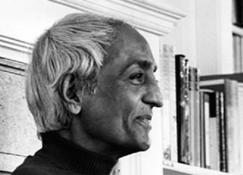 As 85 melhores frases de Krishnamurti (medo, vida, amor) 3