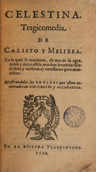 Os 13 personagens de La Celestina e suas características 1