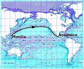 Filipinas e comércio com a China (Nova Espanha) 1