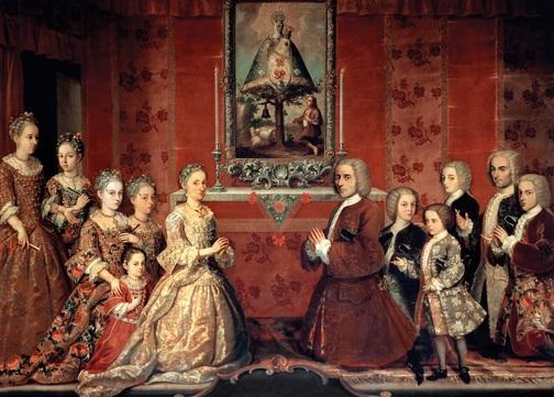 Era colonial no México: origem, características, sociedade 1