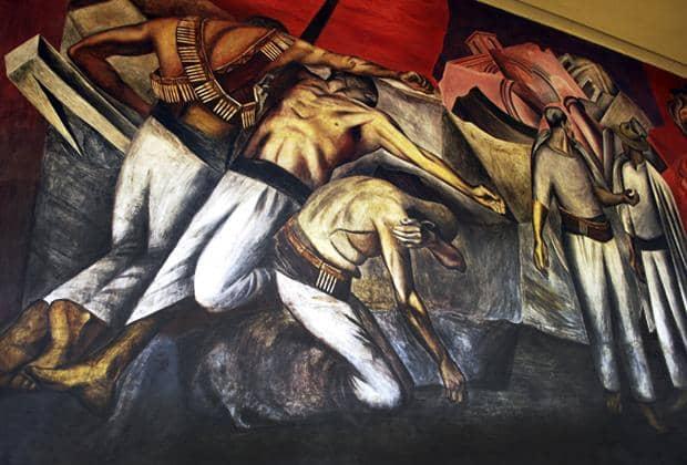 José Clemente Orozco: biografia, estilo e obras 2