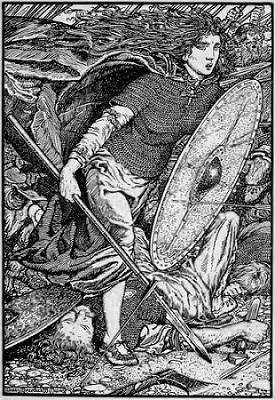 Lathgertha: história real e situação nos vikings 1