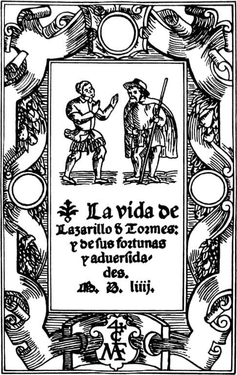 13 personagens de Lazarillo de Tormes e suas características 1