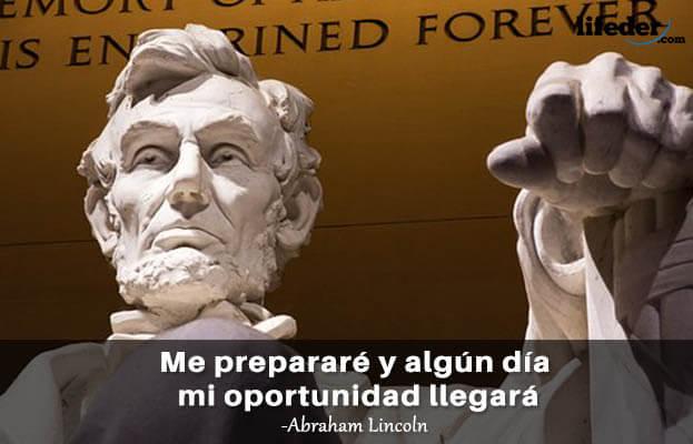 As 100 melhores frases de Abraham Lincoln 1