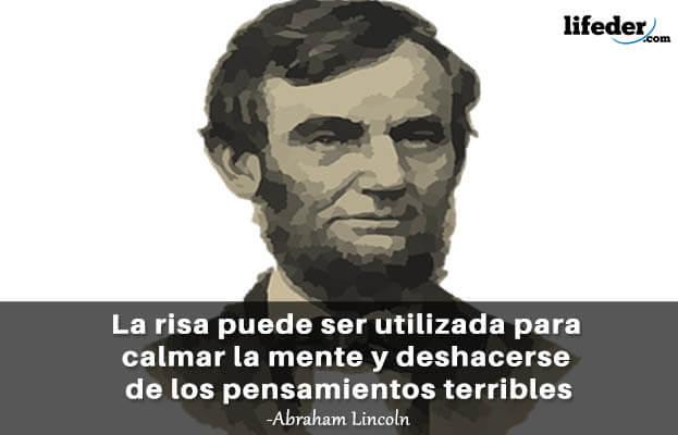 As 100 melhores frases de Abraham Lincoln 16