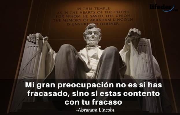 As 100 melhores frases de Abraham Lincoln 5