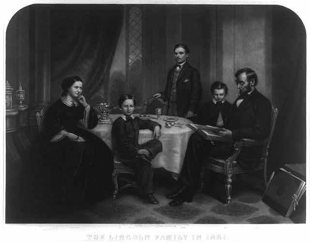 Abraham Lincoln - biografia, carreira, presidência, morte 9
