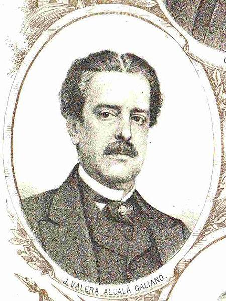 Juan Valera: biografia e obras 1