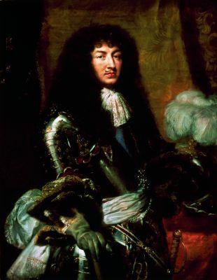 Luís XIV da França: biografia 1