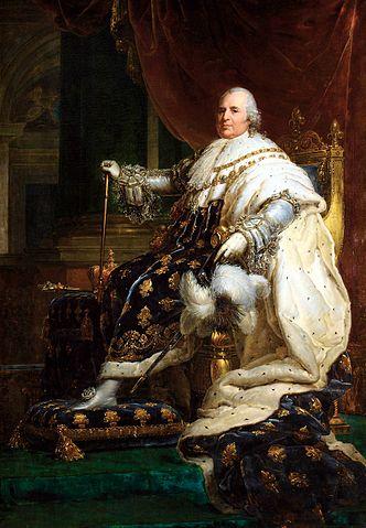 Luís XVIII da França: Biografia 1