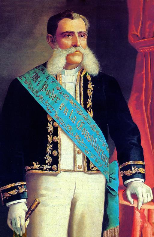 Luis Cordero Crespo: biografia, presidência e obras 1