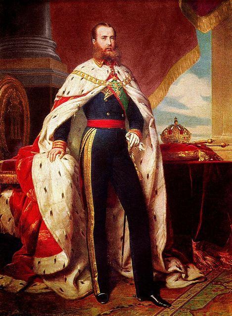 Maximilian of Habsburg: biografia 1