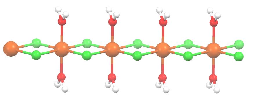Cloreto de manganês: propriedades, estrutura, usos, riscos 3