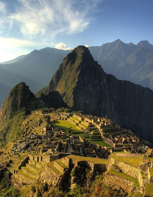 Quem foi o primeiro Inca do Peru? 1