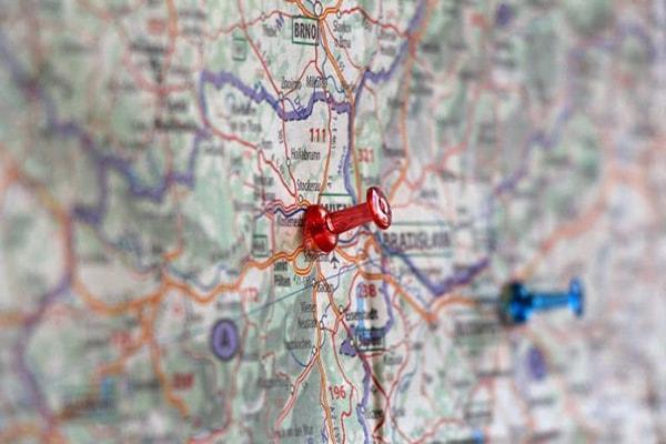 Macro-localização: fatores, para que serve e exemplo 1