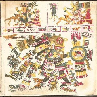 Os 67 deuses astecas mais importantes e seu significado 27