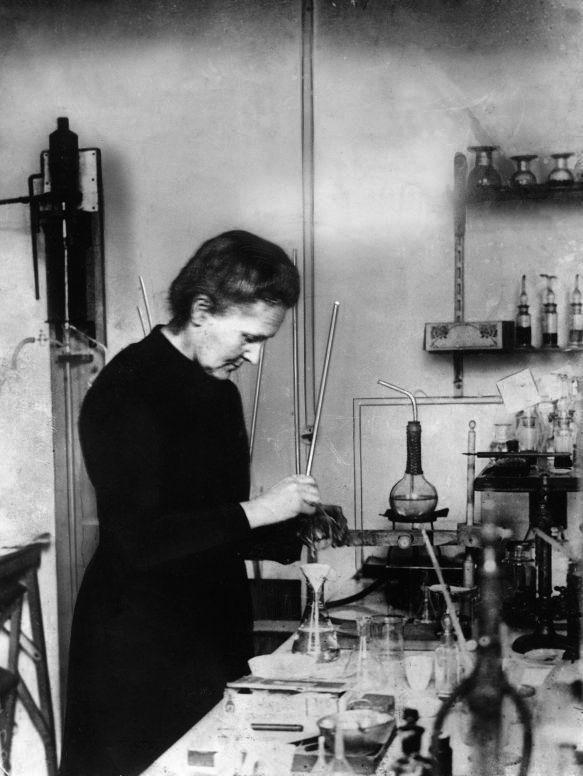 Marie Curie: biografia, descobertas, contribuições e prêmios 11