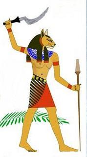 As 20 principais deusas egípcias (nomes mitológicos) 13