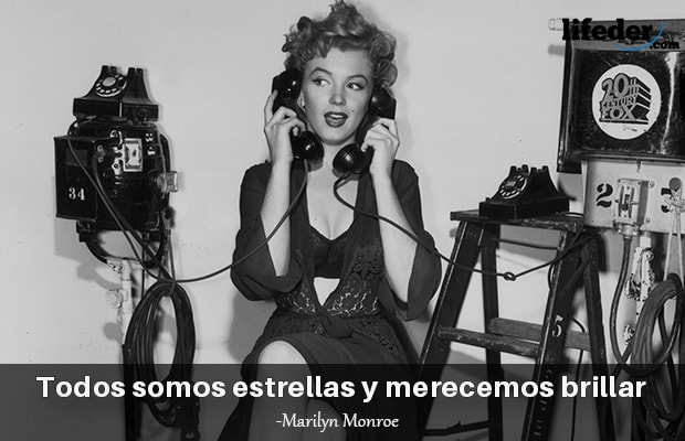 As 81 melhores frases de Marilyn Monroe 3