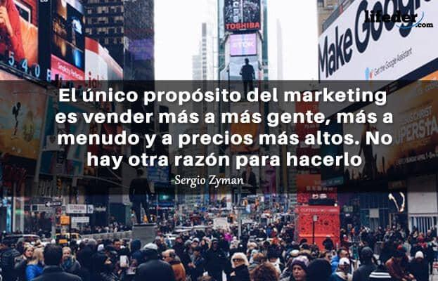 As 100 melhores frases de marketing e publicidade 9