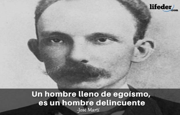 As 75 melhores frases de José Martí 1