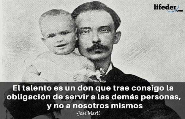 As 75 melhores frases de José Martí 10