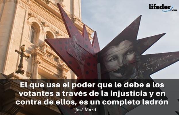 As 75 melhores frases de José Martí 11