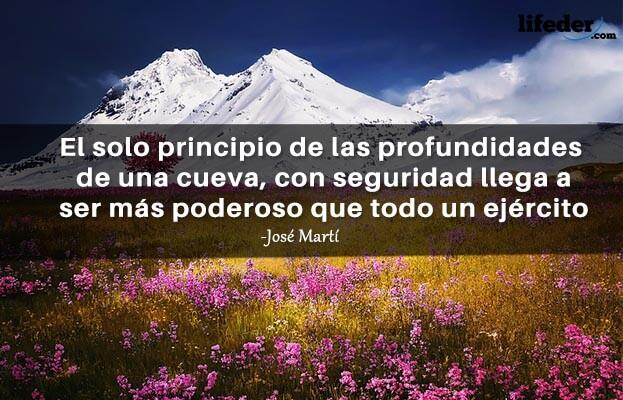 As 75 melhores frases de José Martí 13