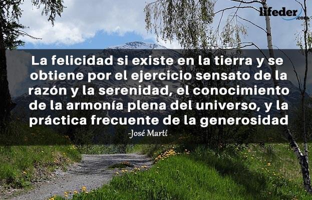 As 75 melhores frases de José Martí 14