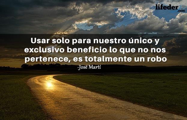 As 75 melhores frases de José Martí 19